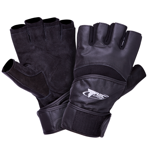 TREC STRONG GLOVES - BLACK