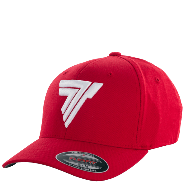 TRECWEAR FULLCAP 009 RED / 012 BLACK