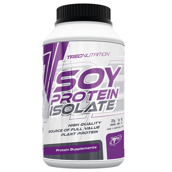 SOY ISOLATE CHOCOLATE 650 G.