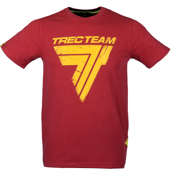 TW T-SHIRT PLAYHARD 003 RED
