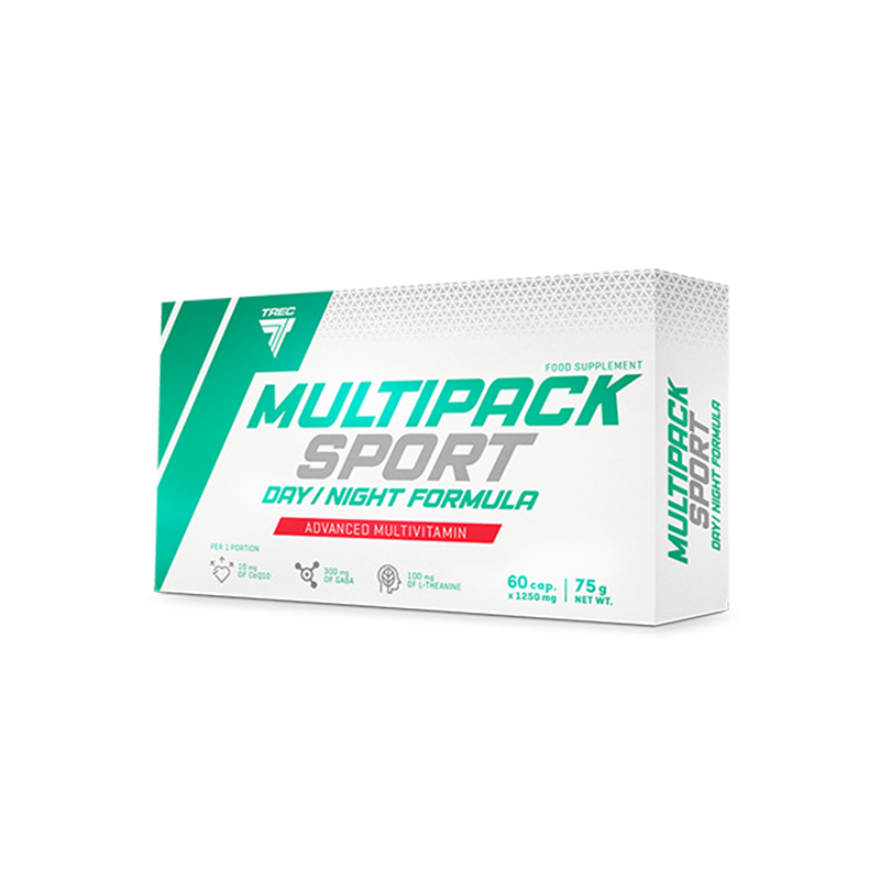 MULTIPACK SPORT - DAY / NIGHT FORMULA 60 CAPSULES
